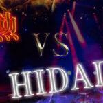 【第1試合】崇勲 vs HIDADDY【フリースタイルダンジョン東西!口迫歌合戦】