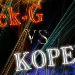 【第3試合】LICK-G vs KOPERU【フリースタイルダンジョン東西!口迫歌合戦】